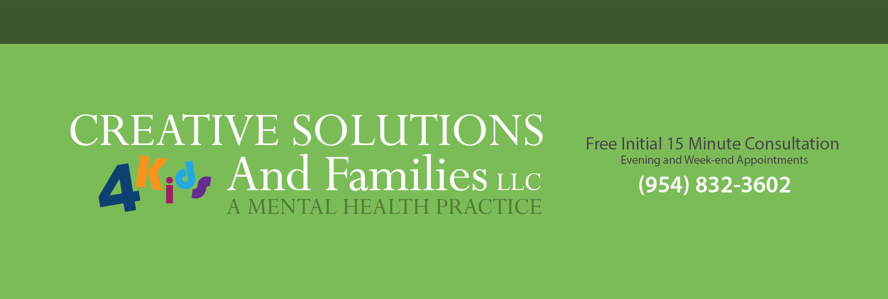 reative Solutions 4 Kids & Families