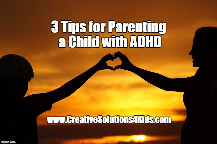 ADHD and Parenting